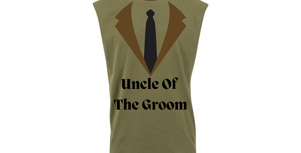Uncle Of The Groom Shirt