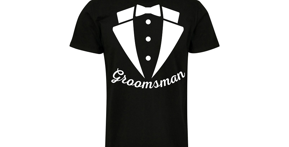 Wedding Party Shirt Groomsman
