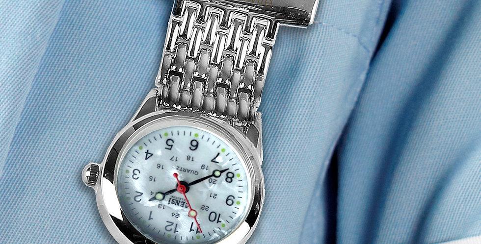 Nurse's Fob Watch Personalised