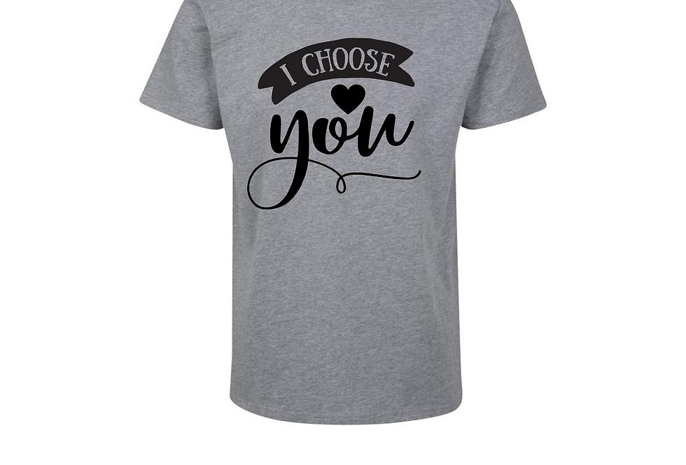 I Love You T -Shirt