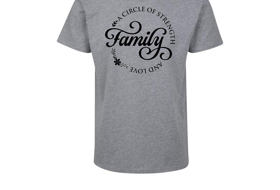 Family Custom T-Shirt