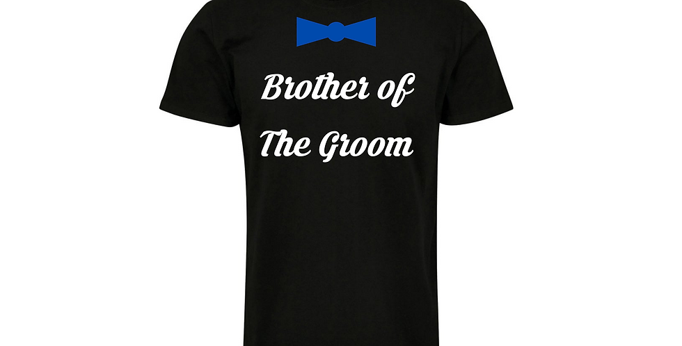 Brother Of The Groom Shirt