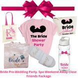 Bride Spa Weekend Away
