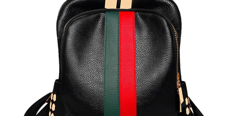 Backpack  Soft PU Leather