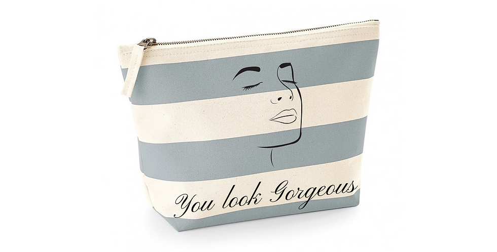 Wedding Accessory Bag Personalised You Look Gorgeous