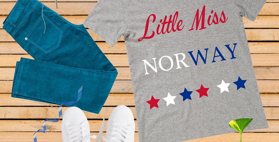 Little Miss Norway T-Shirt