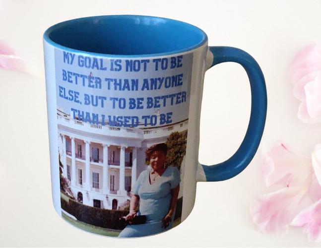 Photo Mug With Text