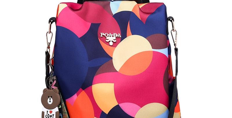 Backpack Durable Waterproof Oxford School Bag
