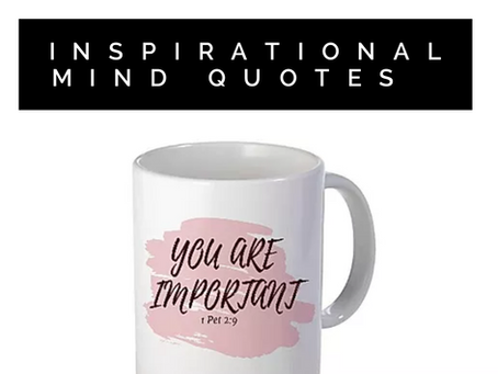 Inspirational Mind Quotes