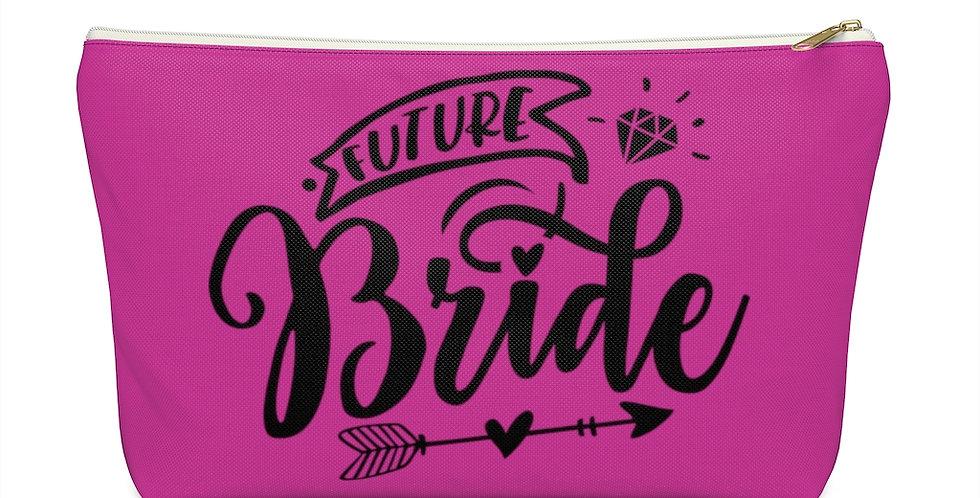 Future Bride Pouch w T-bottom