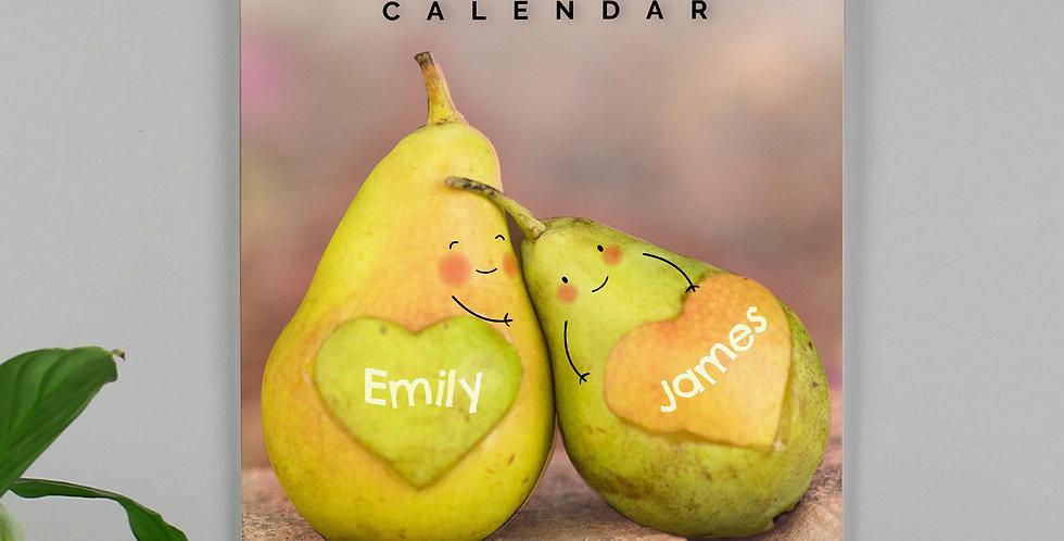 Calendar A4 Couple You And Me