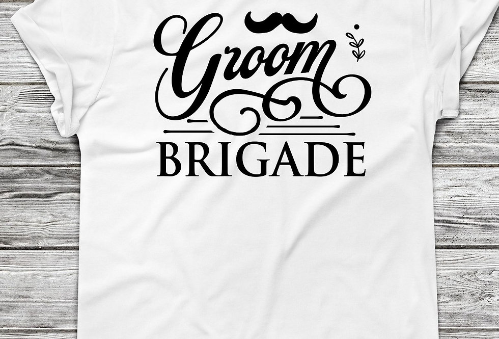 Groom Brigade T-Shirt