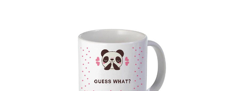 Guess What? It's A Baby Girl! 11oz Mug