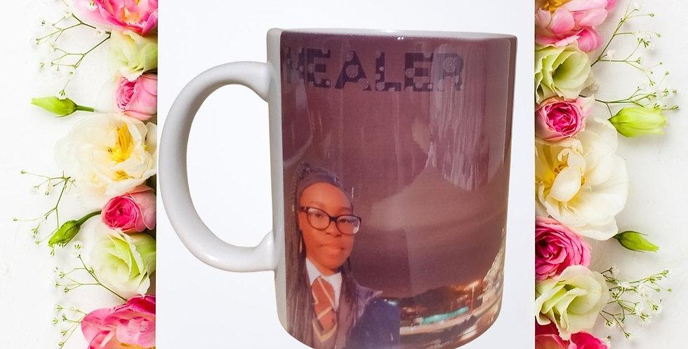 Printed Photo On Mug 11oz