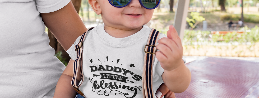 DADDY'S Little Blessing T-Shirt