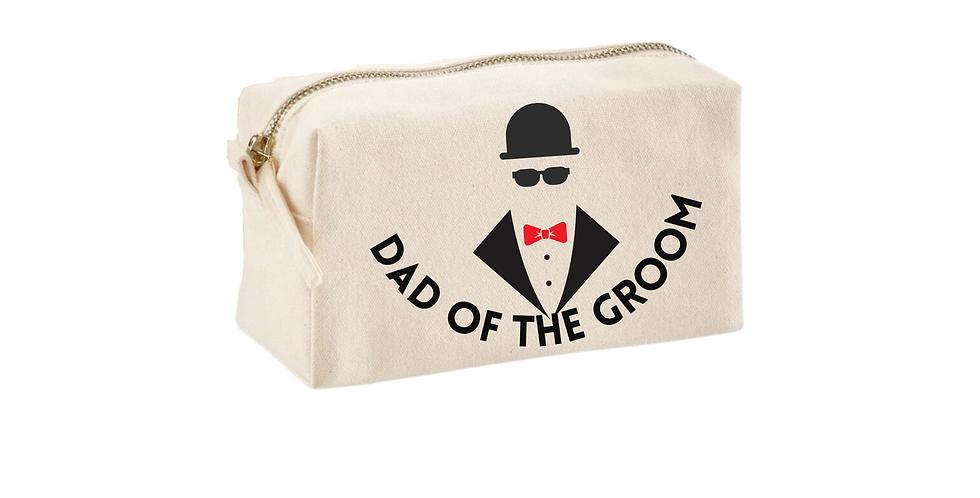 Wedding Accessory Bag Dad Of The Groom