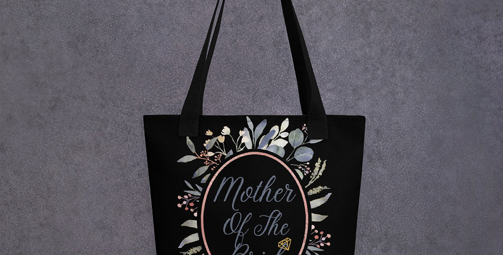 Personalised Wedding Tote bag Mother Of The Bride