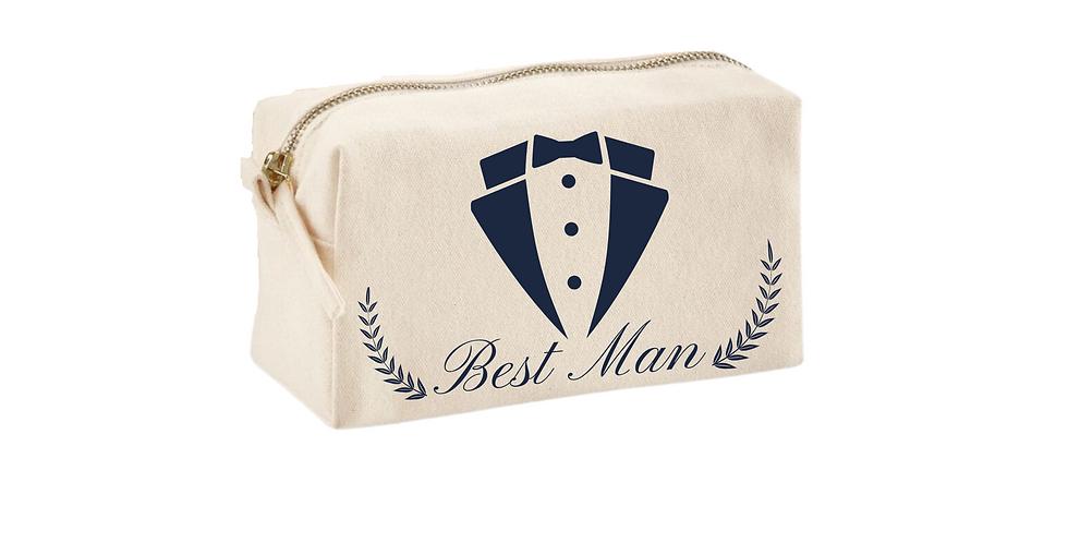 Wedding Accessory Bag Best Man