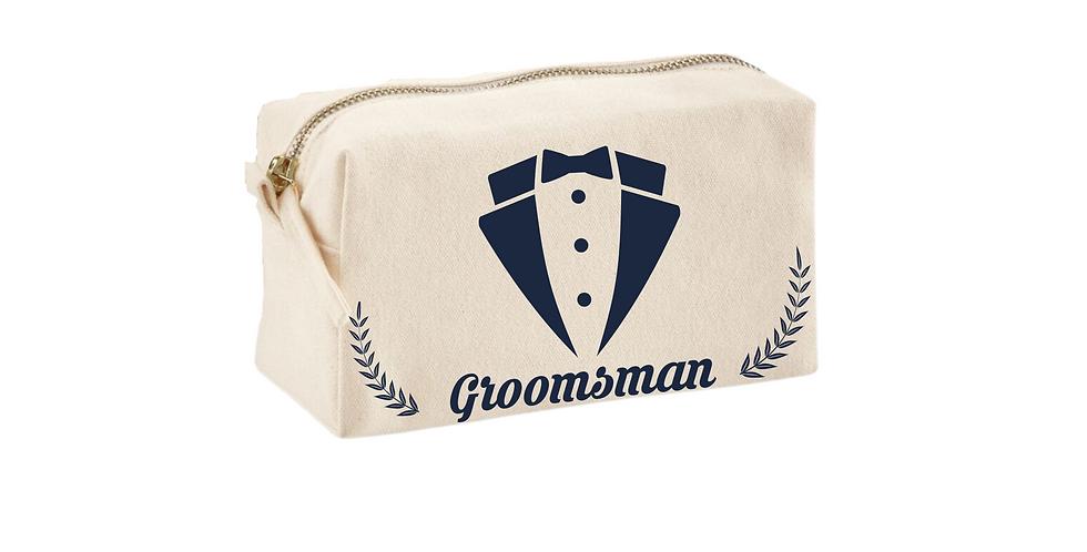 Wedding Accessory Bag Groomsman