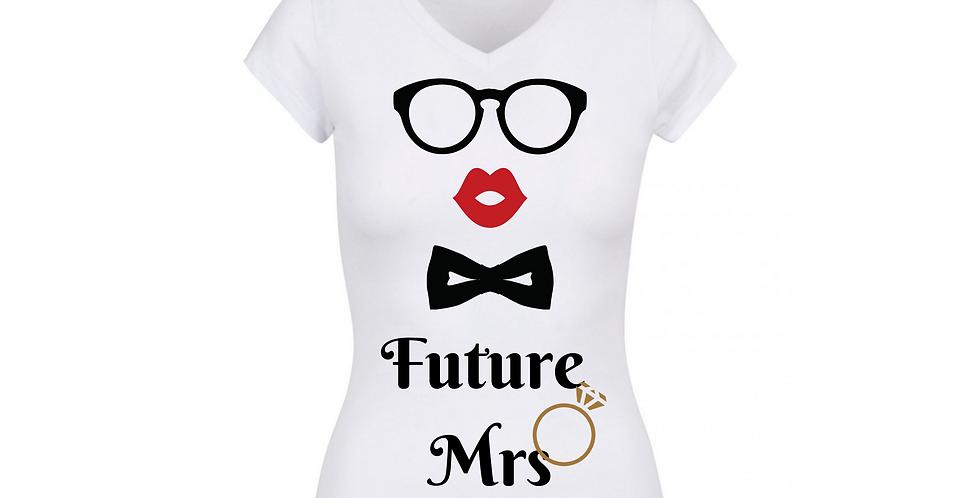 Future Mrs Custom T-Shirt
