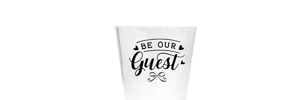 Be Our Guest Cup