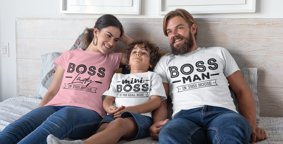 family-of-three-t-shirt