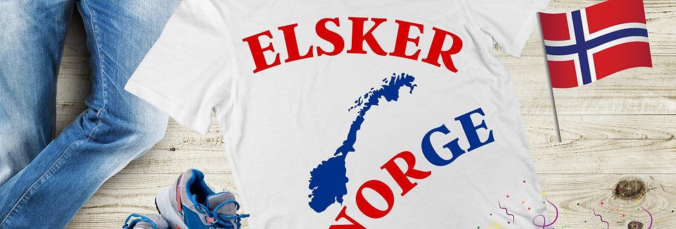 Elsker Norge T-Shirt