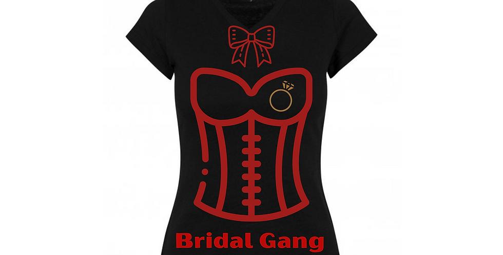 Bridal Gang Custom T-Shirt