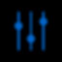 bleu curseur perform marketing digitalis