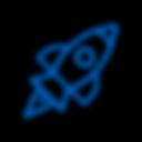 bleu fusee perform marketing digitalisat