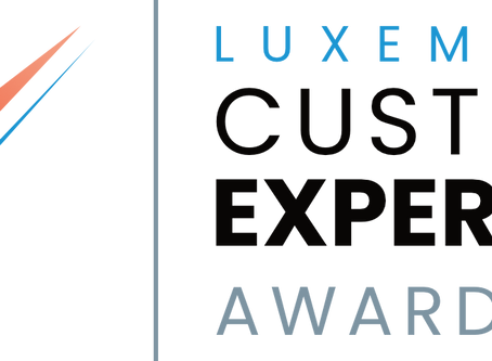 Customer Experience Awards 2020 - Luxembourg