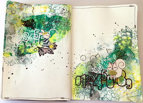 Art Journal - Des Cro Mignons