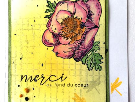 Scrap & Co - Lift carte d'avril