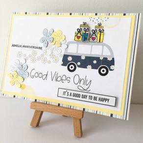 "Carte ""Good Vibes"""