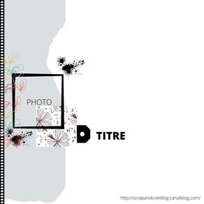 DT Scrap & Co - Tournoi de l'été dernier défi !!