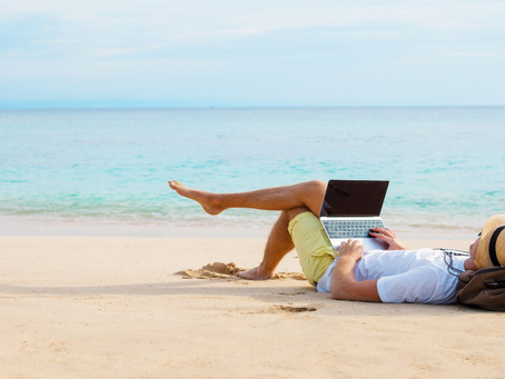 Plan your work with Remote Working