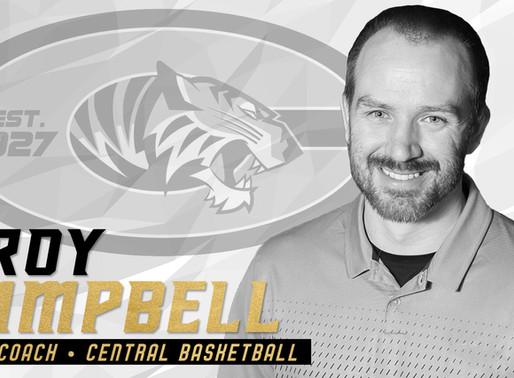 Campbell Joins Tiger Basketball Coaching Staff