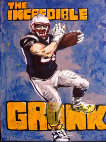 The Incredible Gronk