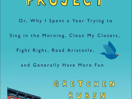 good reads: the happiness project