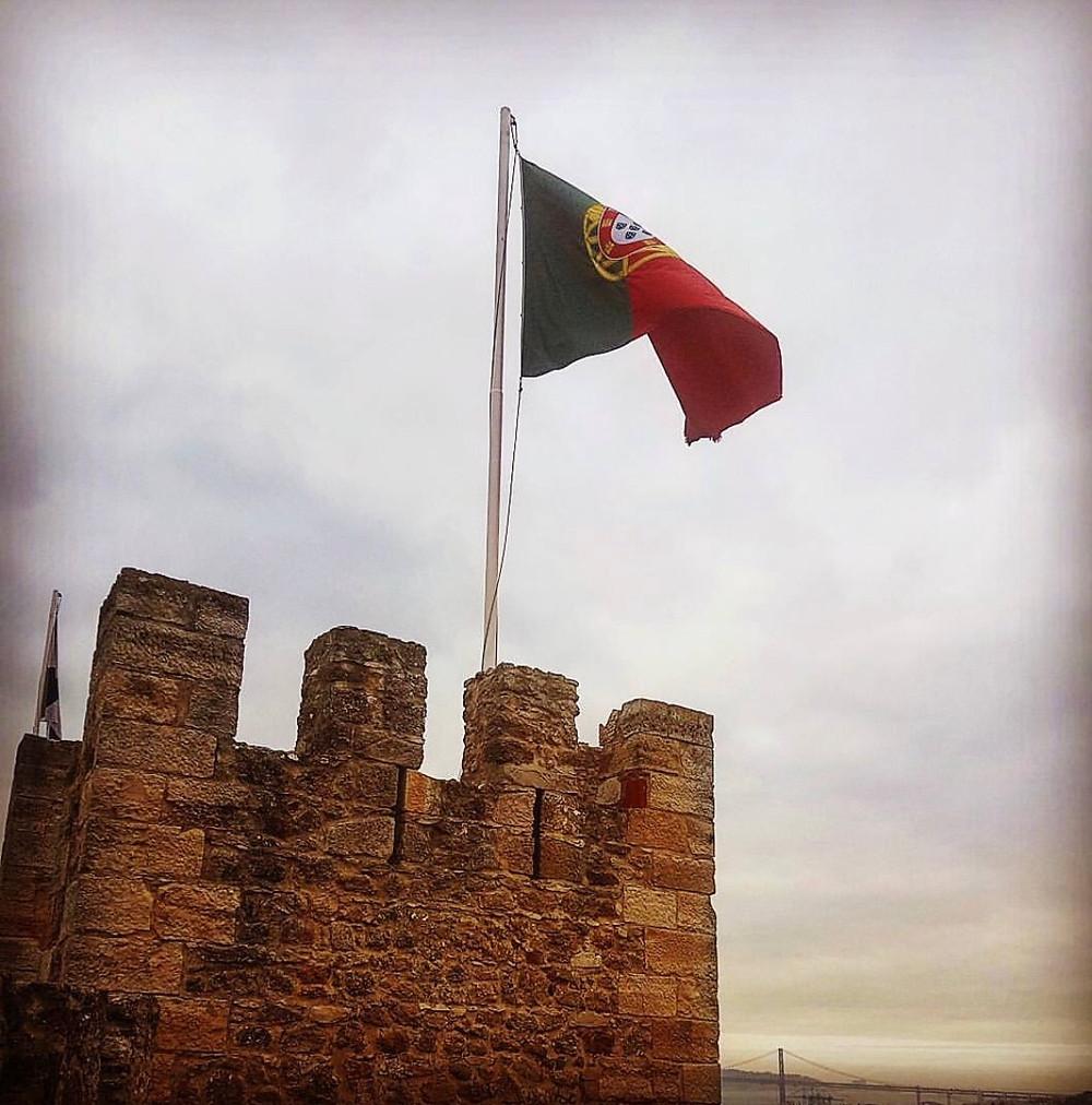 Castelo de São Jorge ( Foto: Ana Maria Vilaça)