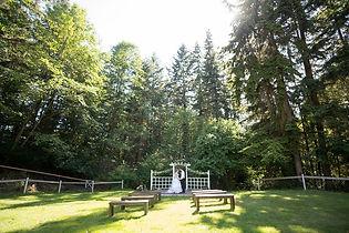 Valley Meadows Weddings & Events Pavilion, a Springtime Tour