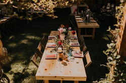 Farm Tables at Valley Meadows Poulsbo