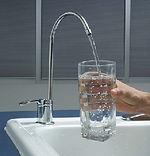 Установить фильтр для воды