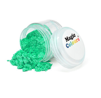 Magic Colours™ Edible Lustre - Turquoise Glamour