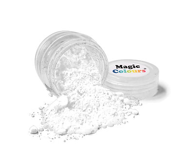 Magic Colours™ -  Edible Petal Dust - Snow White