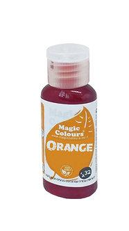 Magic Colours™ - Natural Gel Colours - Orange