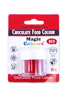 SupaPowder Chocoalte Colorant 5g - Red