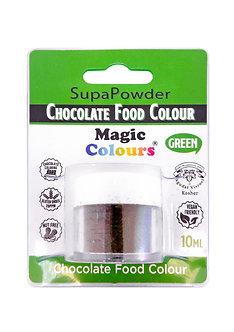 SupaPowder Chocoalte Colorant 5g - Green