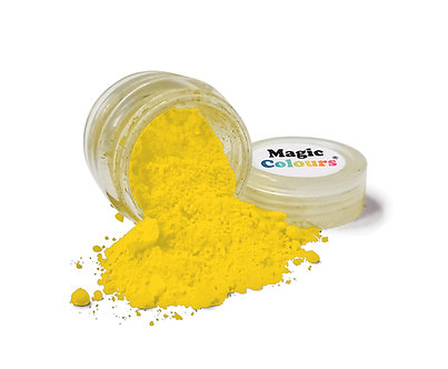 Magic Colours™  Edible Petal Dust - Summer Yellow