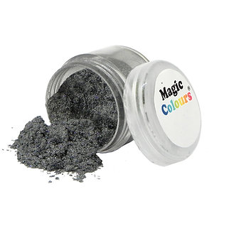 Magic Colours™ Edible Lustre Dust - Black Pearl